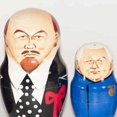 Stalin Russian Doll, fig. 3