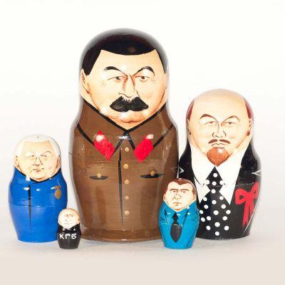 Stalin Russian Doll, fig. 5