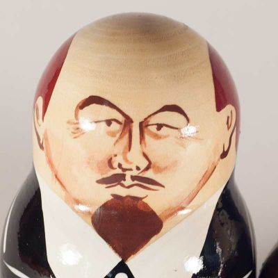 Lenin Nesting Doll, fig. 2