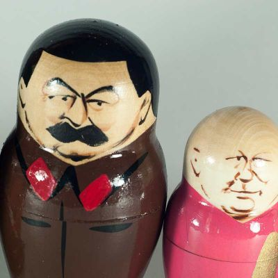 Lenin Nesting Doll, fig. 3