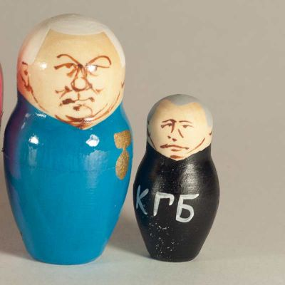 Lenin Nesting Doll, fig. 4