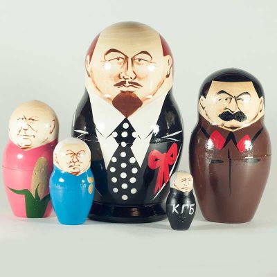 Lenin Nesting Doll, fig. 5