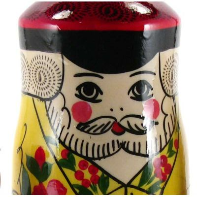Nesting Doll Russian Family, fig. 3