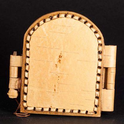 Pocket Mirror Cedar Cones, fig. 4