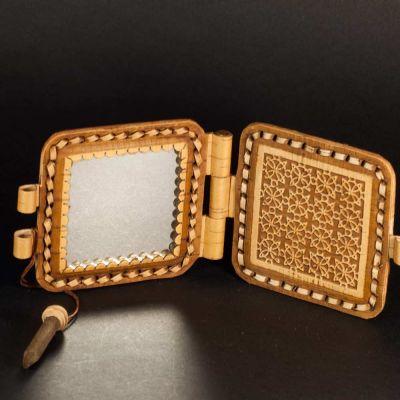 Pocket Mirror Cones, fig. 4