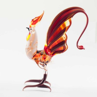 Rooster with Burgundy Tale, fig. 3