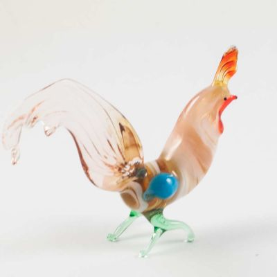 Glass Rooster Statue, fig. 4