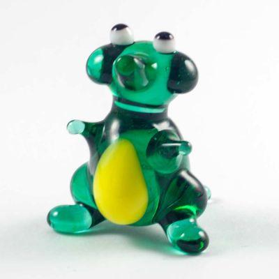 Little Green Crocodile, fig. 2