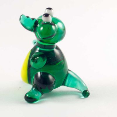 Little Green Crocodile, fig. 3